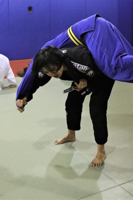 Content bjj pics   support for interview with angie   sari   june 2019   pic  41