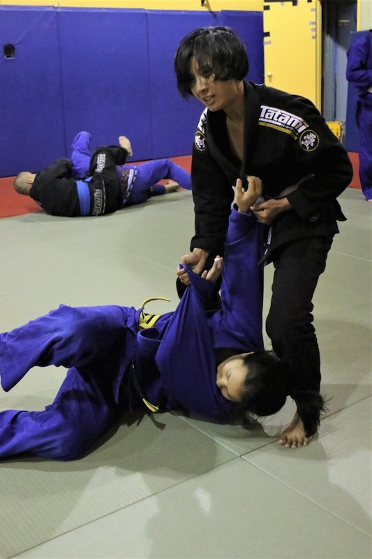 Content bjj pics   support for interview with angie   sari   june 2019   pic  42