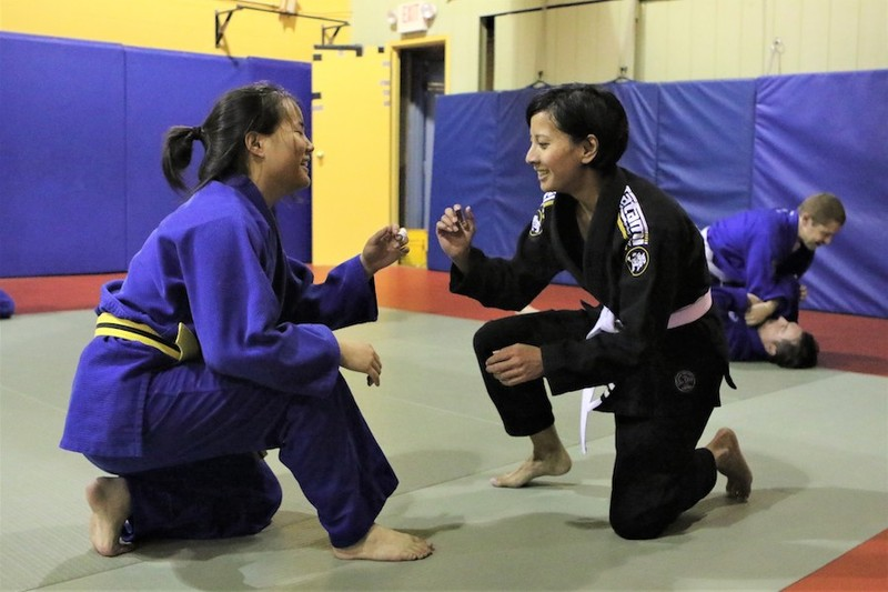 Content bjj pics   support for interview with angie   sari   june 2019   pic  49