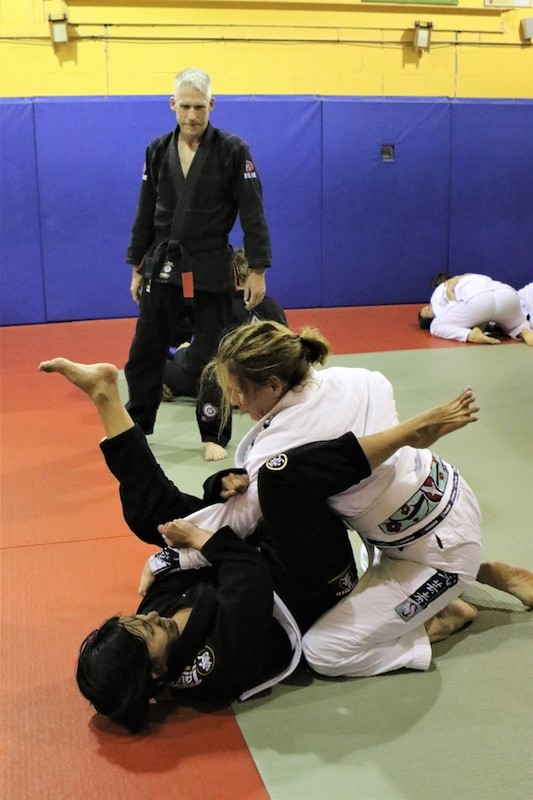 Content bjj pics   support for interview with angie   sari   june 2019   pic  84