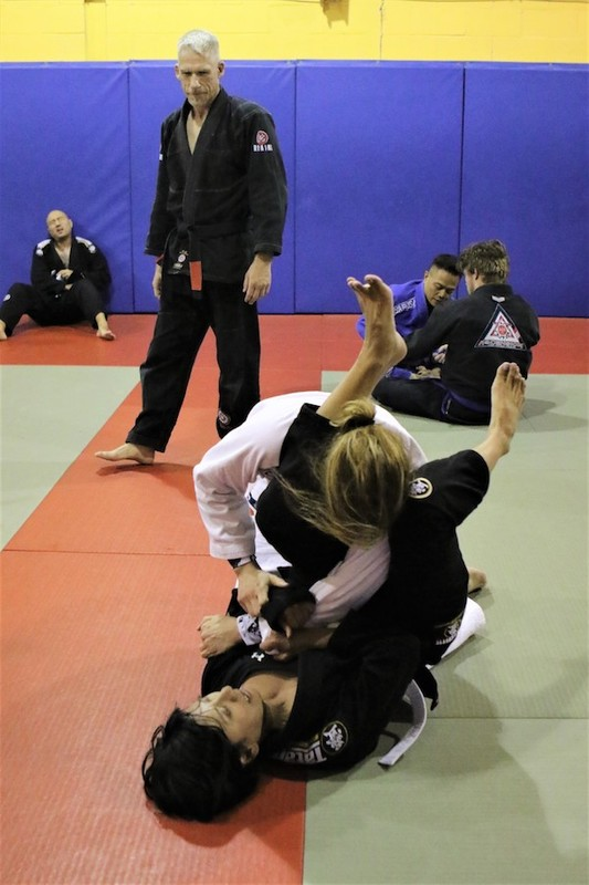 Content bjj pics   support for interview with angie   sari   june 2019   pic  85