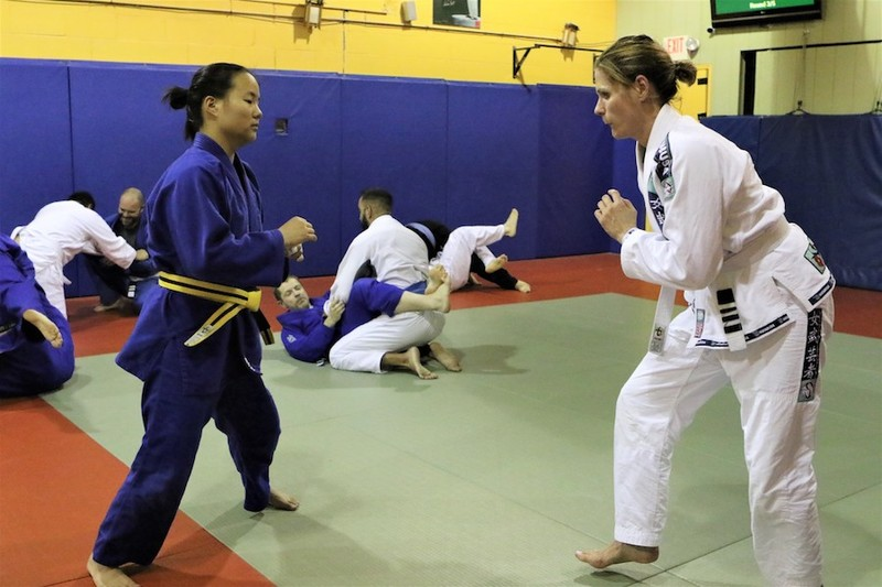 Content bjj pics   support for interview with angie   sari   june 2019   pic  94