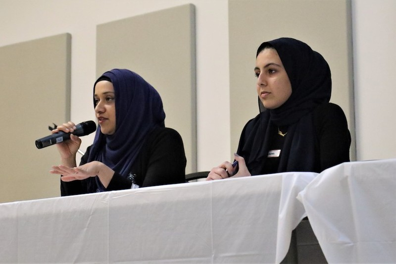 Content hijabi ballers community conference   pic  2