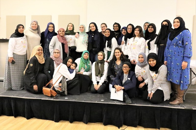 Content hijabi ballers community conference   pic  3