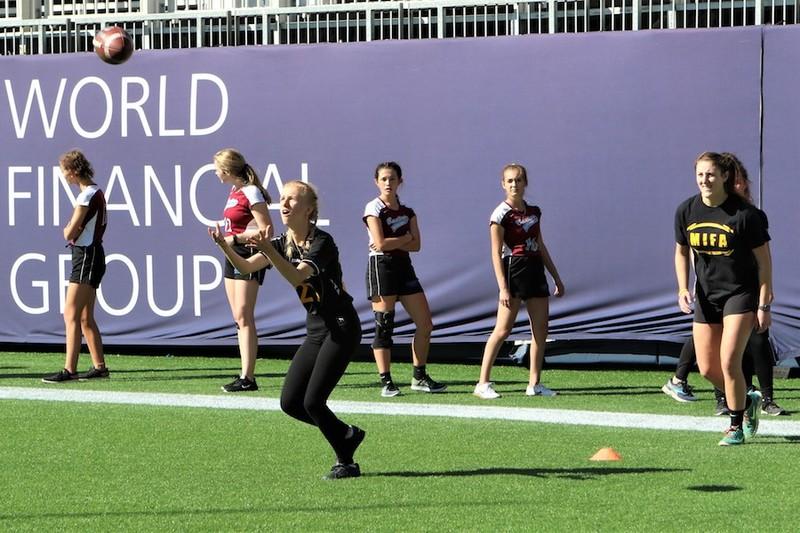 Content to argos mifa womens football showcase   pic  82