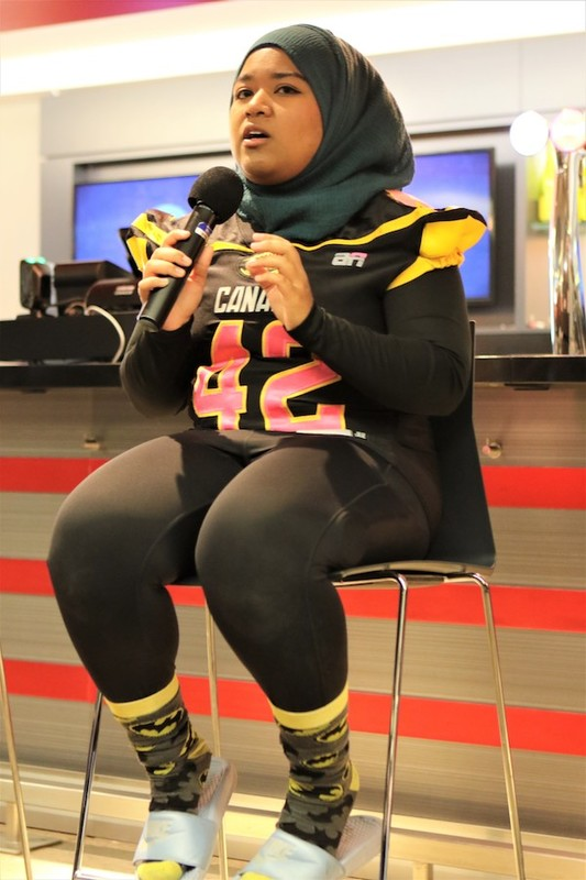 Content to argos mifa womens football showcase   pic  109