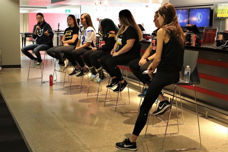 Content to argos mifa womens football showcase   pic  114