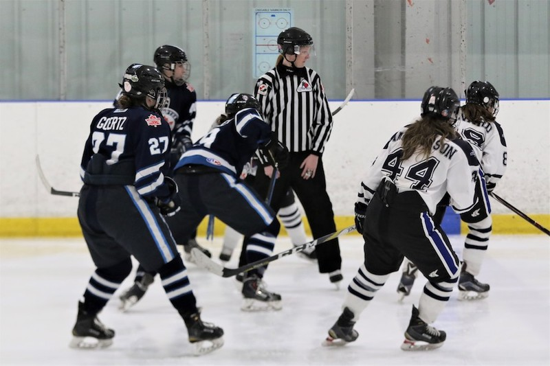 Content courtney    cassidy   ice hockey referees   sisters   pic  23