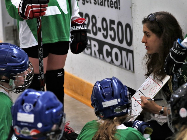Thumb discover blog tile   640x480   christina d agostino   coaching u10 girls rep ball hockey interview   photo blog copy