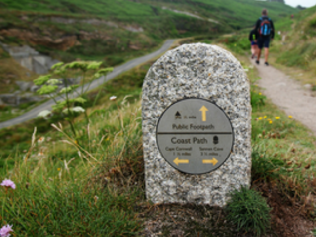 Thumb photo blog tile image   hiking along the south west coast trail uk   aug 2016   active tourism