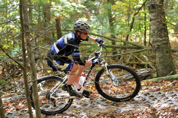 Fall mtn biking   durham forest   barb a   oct 2017   pic  43