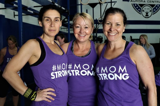 Momstrong crossfit event   mothers day   pic  15